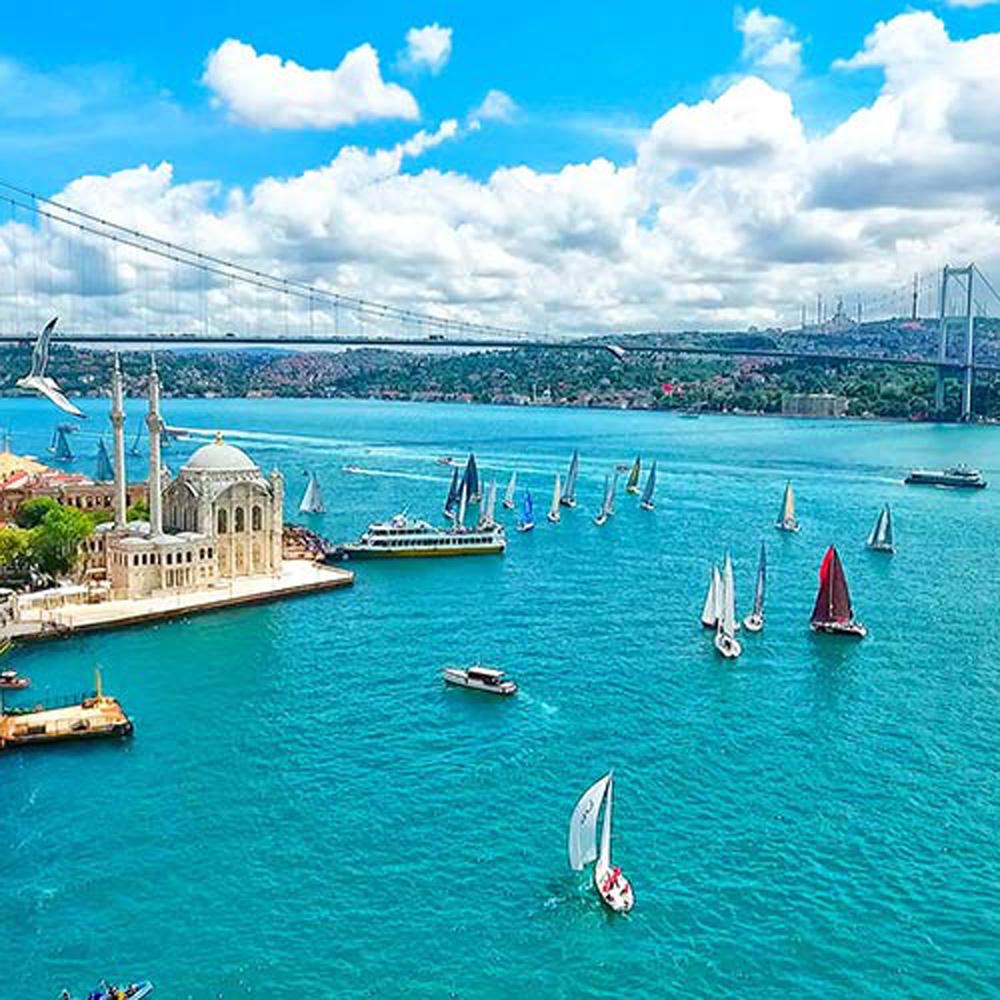 Стамбул Босфор