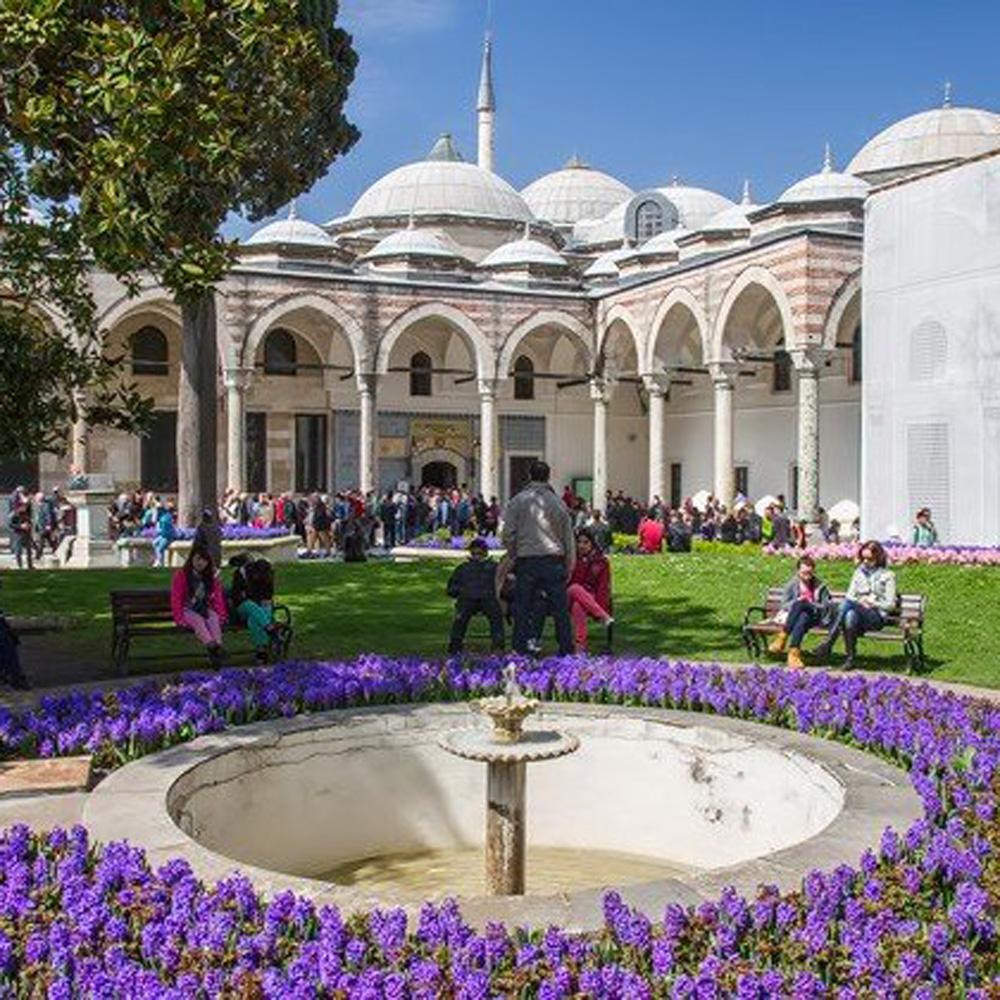 Стамбул Палац Топкапи