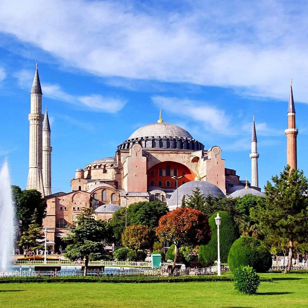 Стамбул Собор святої Софії 2