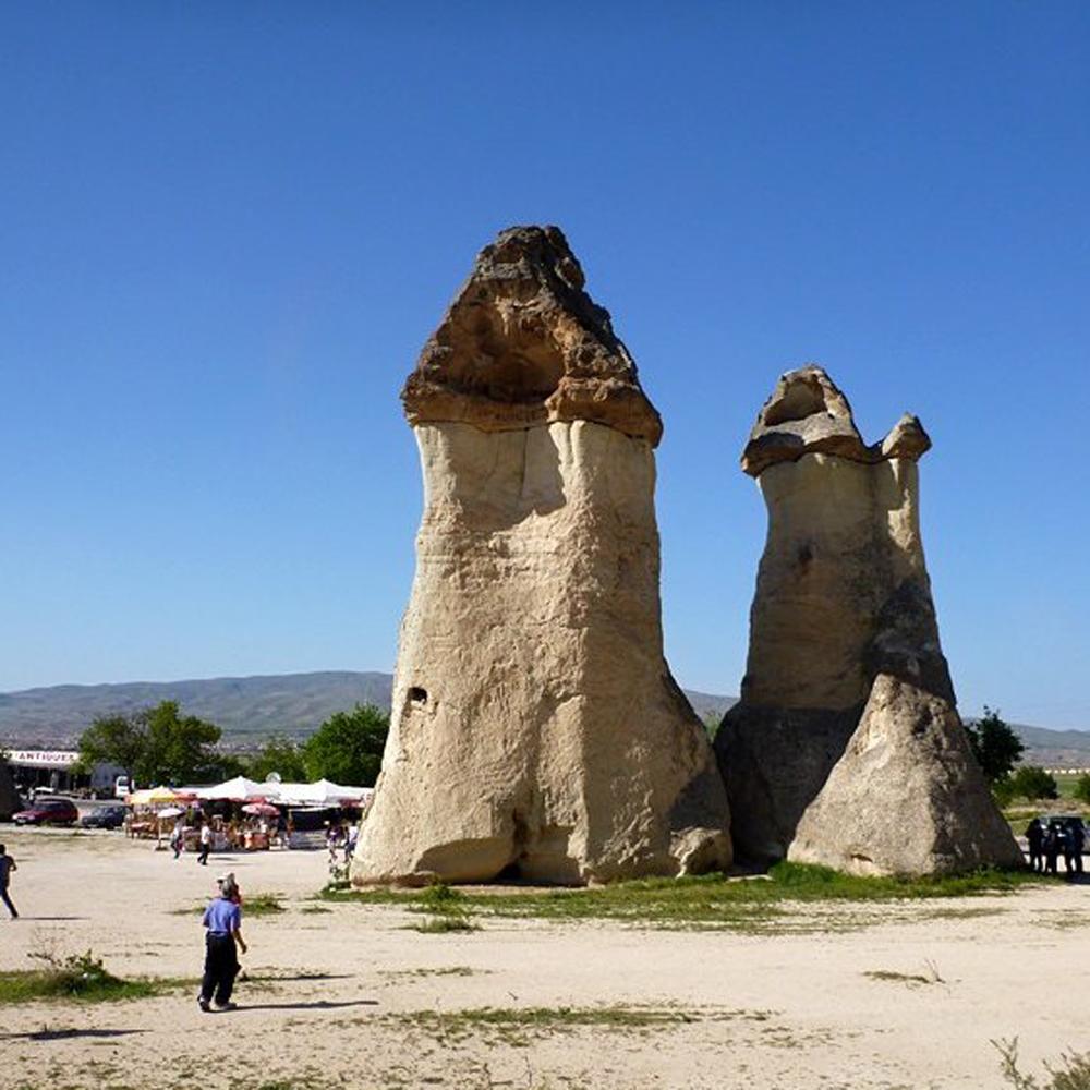 Каппадокія Долина Пашаба