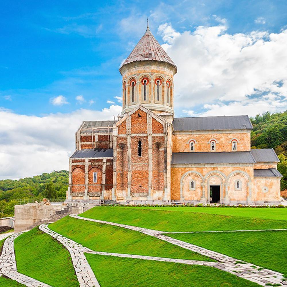 Грузія Монастир Бодбе