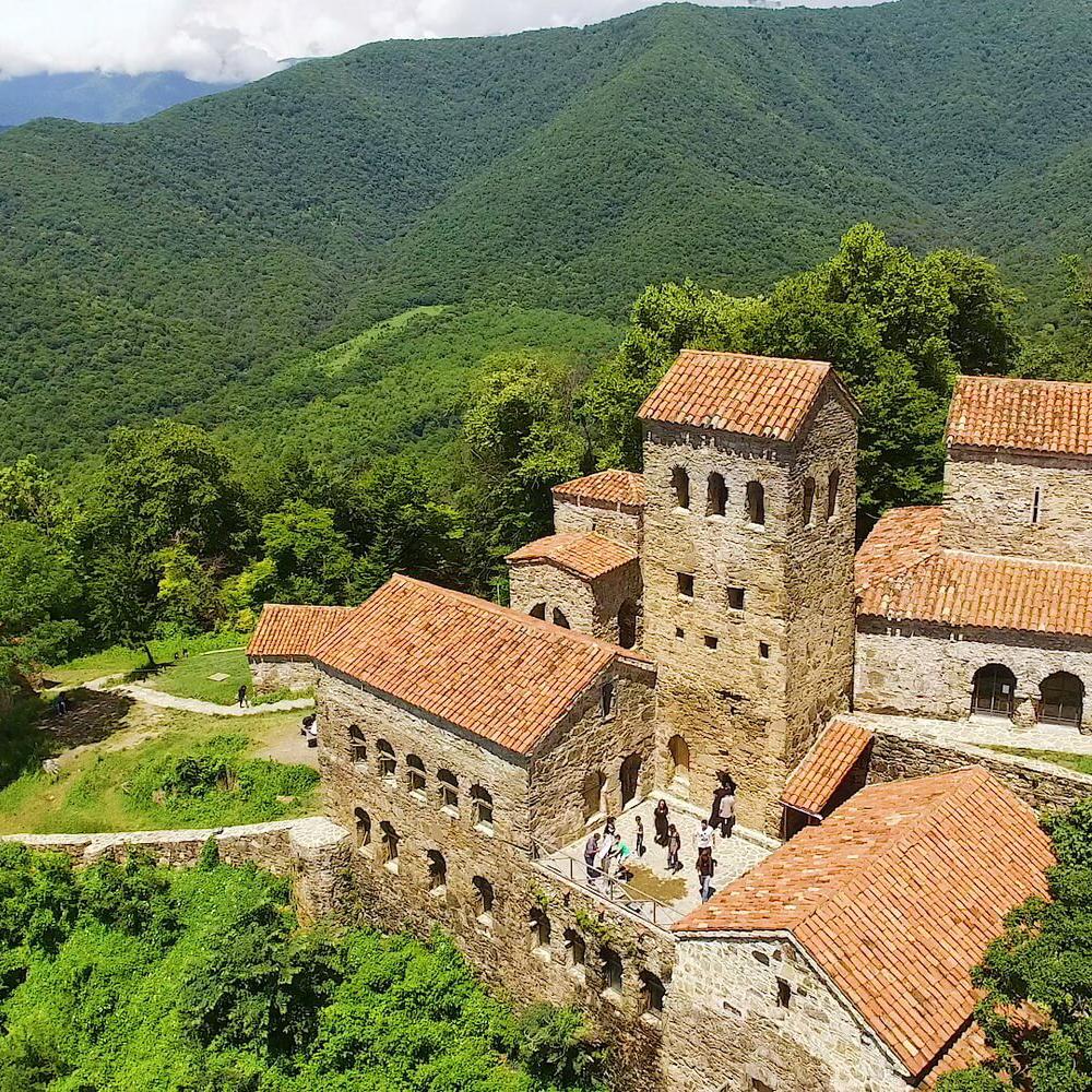 Грузія Монастир Некресі