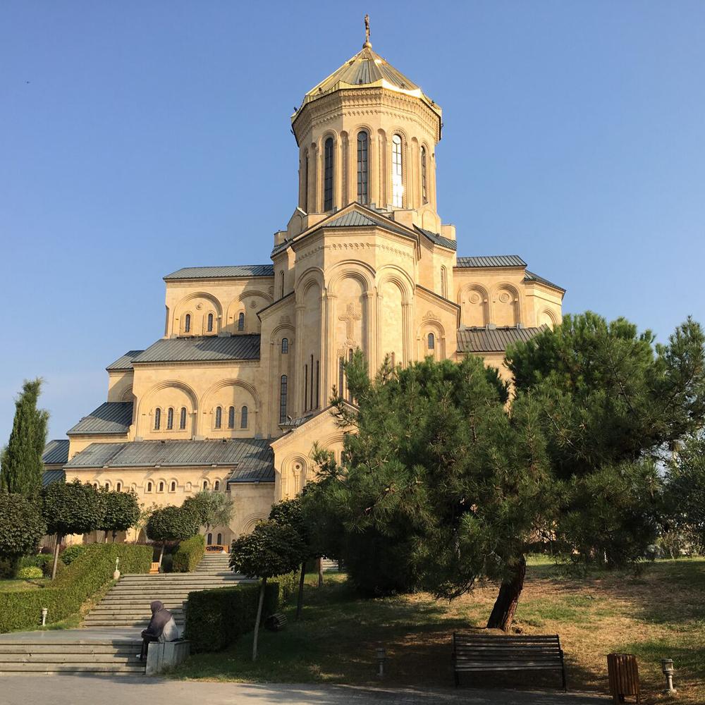Грузія Тбілісі 2