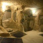 Каппадокія Каймакли підземне місто