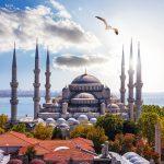 Стамбул Блакитна мечеть 2